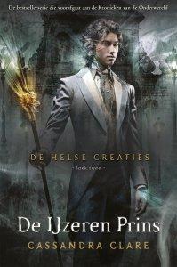 Digitale download: De Helse Creaties 2 - De IJzeren Prins - Cassandra Clare