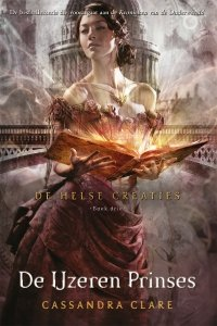 Digitale download: De Helse Creaties 3 - De IJzeren Prinses - Cassandra Clare