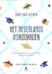 Digitale download: Het Nederlands viskookboek - Bart van Olphen