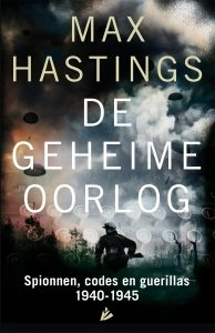 Digitale download: De geheime oorlog - Max Hastings