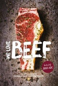 Digitale download: We love beef - Alain Caron