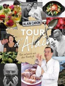 Digitale download: Tour d'Alain - Alain Caron