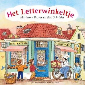 Digitale download: Het Letterwinkeltje - Marianne Busser & Ron Schröder