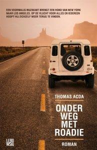 Paperback: Onderweg met Roadie - Thomas Acda