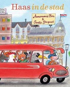 Digitale download: Haas in de stad - Annemarie Bon