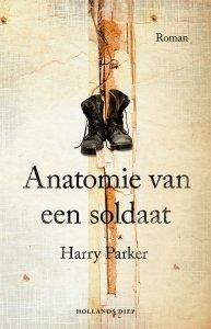 Digitale download: Anatomie van een soldaat - Harry Parker