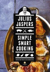 Gebonden: Simple Smart Cooking - Julius Jaspers