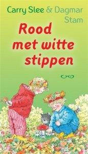 Digitale download: Rood met witte stippen - Carry Slee