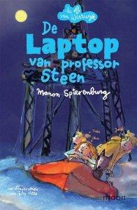 Digitale download: De laptop van professor Steen - Manon Spierenburg