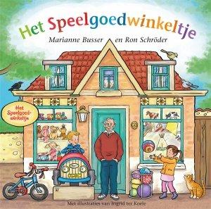 Digitale download: Het speelgoedwinkeltje - Marianne Busser & Ron Schröder