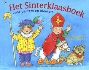 Digitale download: Het Sinterklaasboek voor peuters en kleuters - Marianne Busser & Ron Schröder