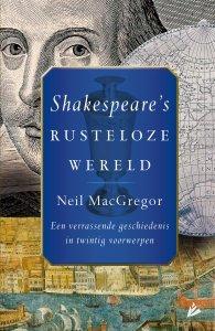 Digitale download: Shakespeare's rusteloze wereld - Neil MacGregor