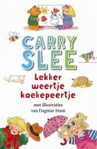 Gebonden: Lekker weertje koekepeertje - Carry Slee