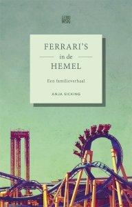 Paperback: Ferrari's in de hemel - Anja Sicking