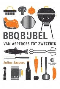 Gebonden: BBQBijbel - Julius Jaspers