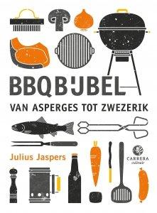 Digitale download: BBQBijbel - Julius Jaspers