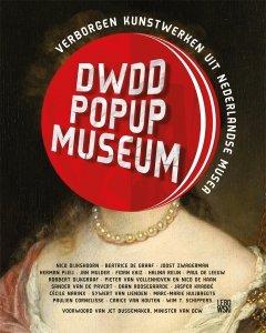 Paperback: DWDD Pop-Up museum - Dieuwke Wynia & Pieter Eckhardt