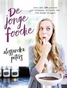 Gebonden: De jonge foodie - Alessandra Peters