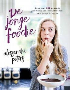 Digitale download: De jonge foodie - Alessandra Peters