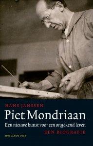 Gebonden: Piet Mondriaan - Hans Janssen