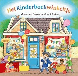 Gebonden: Het Kinderboekwinkeltje - Ron Schröder en Marianne Busser