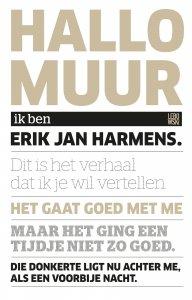 Paperback: Hallo, muur - Erik Jan Harmens