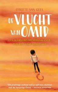 Paperback: De vlucht van Omid - Lysette van Geel