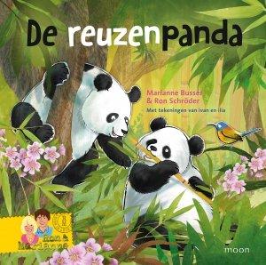 Gebonden: De reuzenpanda - Marianne Busser en Ron Schröder