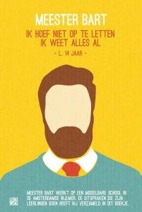 Paperback: Meester Bart - Bart Ongering