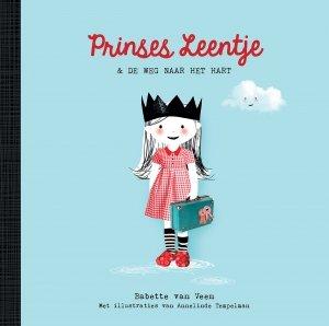Digitale download: Prinses Leentje & de weg naar het hart - Babette van Veen