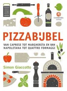 Gebonden: Pizzabijbel - Simon Giaccotto