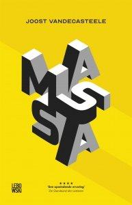 Paperback: Massa - Joost Vandecasteele