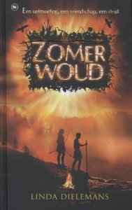 Paperback: Zomerwoud - Linda Dielemans