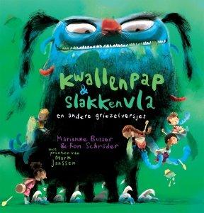 Gebonden: Kwallenpap & slakkenvla - Marianne Busser en Ron Schröder