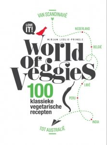 Gebonden: World of veggies - Mirjam Leslie-Pringle