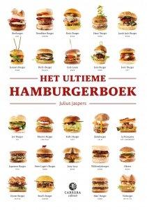 Gebonden: Het ultieme hamburgerboek - Julius Jaspers