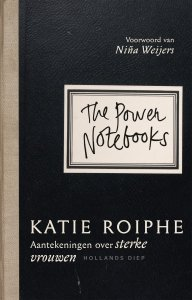 Paperback: The Power Notebooks - Katie Roiphe