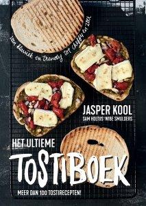 Gebonden: Het ultieme tostiboek - Jasper Kool