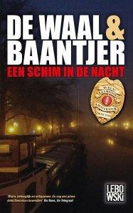 Paperback: Een schim in de nacht - de Waal & Baantjer