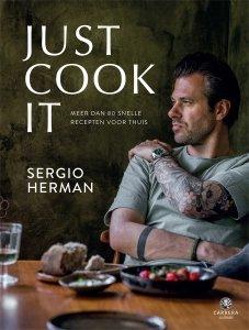 Paperback: Just Cook It - Sergio Herman
