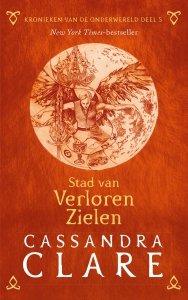 Paperback: Kronieken van de Onderwereld: Deel 5 Stad van Verloren Zielen - Cassandra Clare