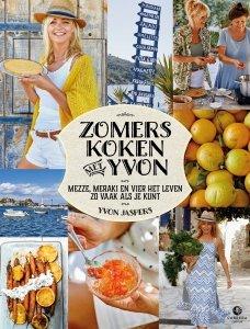 Gebonden: Zomers koken met Yvon - Yvon Jaspers