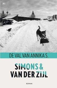 Paperback: De val van Annika S. - Simons & Van der Zijl