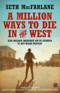 Paperback: A million ways to die in the west - Seth MacFarlane