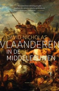 Paperback: Vlaanderen in de middeleeuwen - David Nicholas