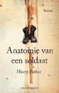 Paperback: Anatomie van een soldaat - Harry Parker
