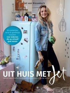 Paperback: Uit huis met Jet - Jet van Nieuwkerk