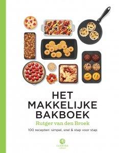 Gebonden: Het makkelijke bakboek - Rutger van den Broek