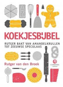 Gebonden: Koekjesbijbel - Rutger van den Broek