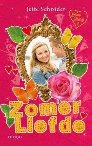 Paperback: LoveStory 1 - Zomerliefde - Jette Schröder